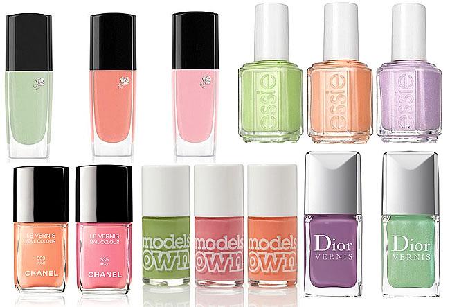 varens-trendfarger-naglar